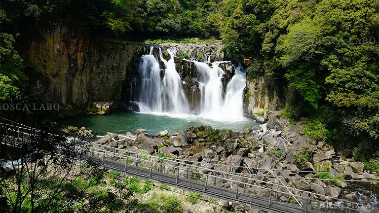 関之尾滝(せきのおのたき)